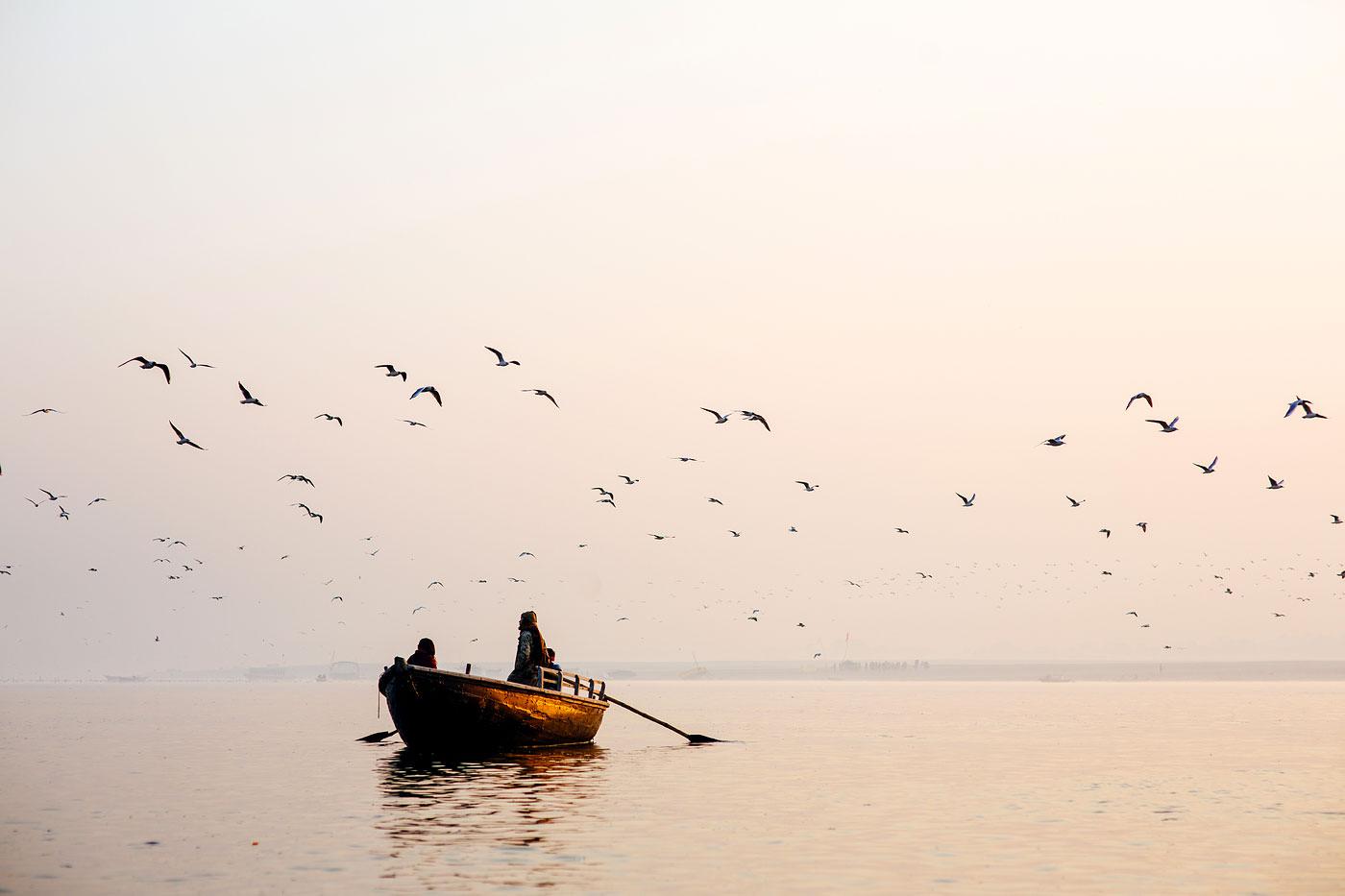 Varanasi, India // 2014