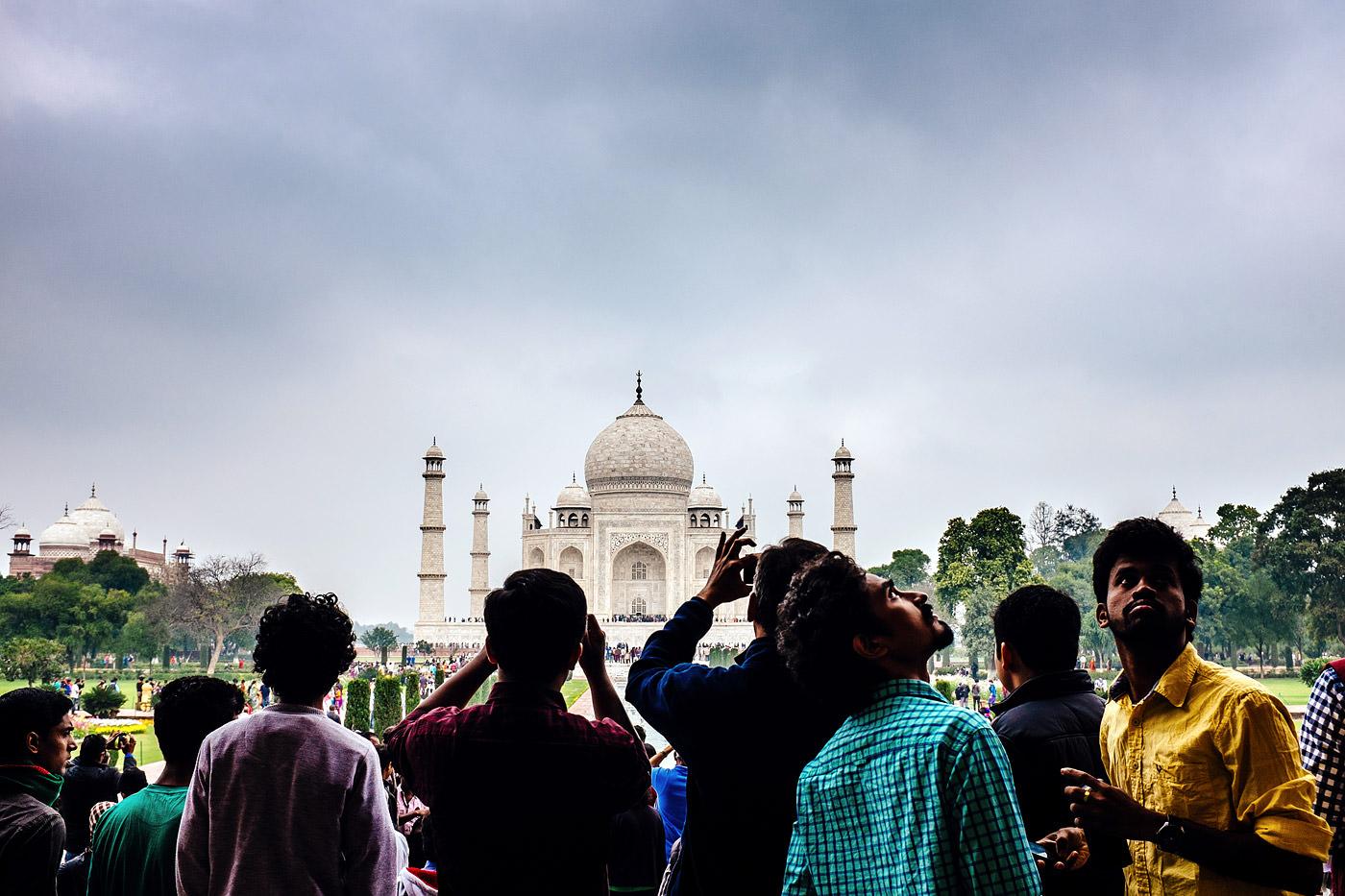 Agra, India // 2014