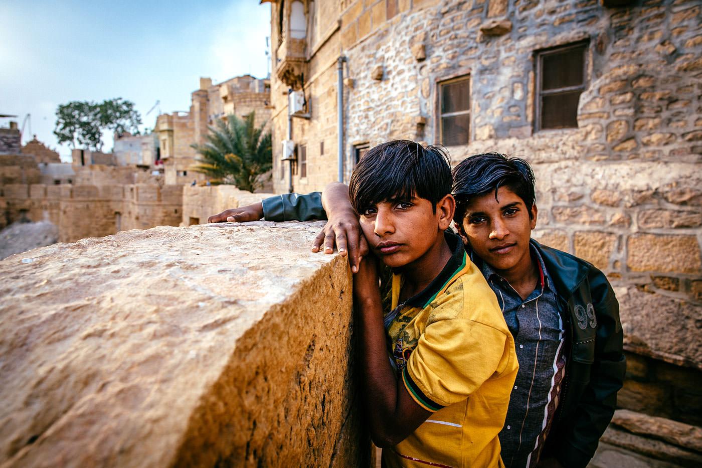 Jaisalmer, India // 2014