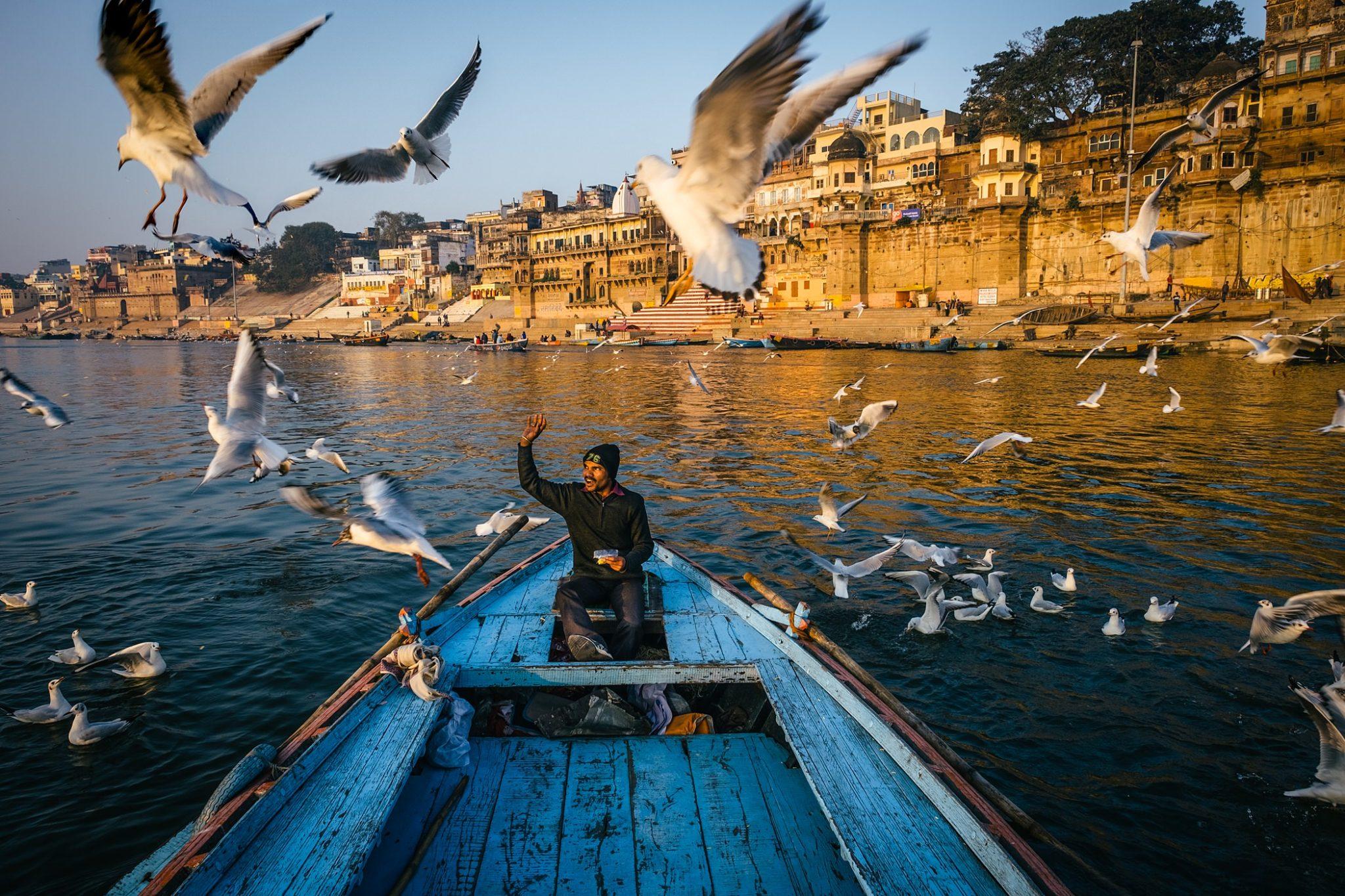 Varanasi, India // 2020
