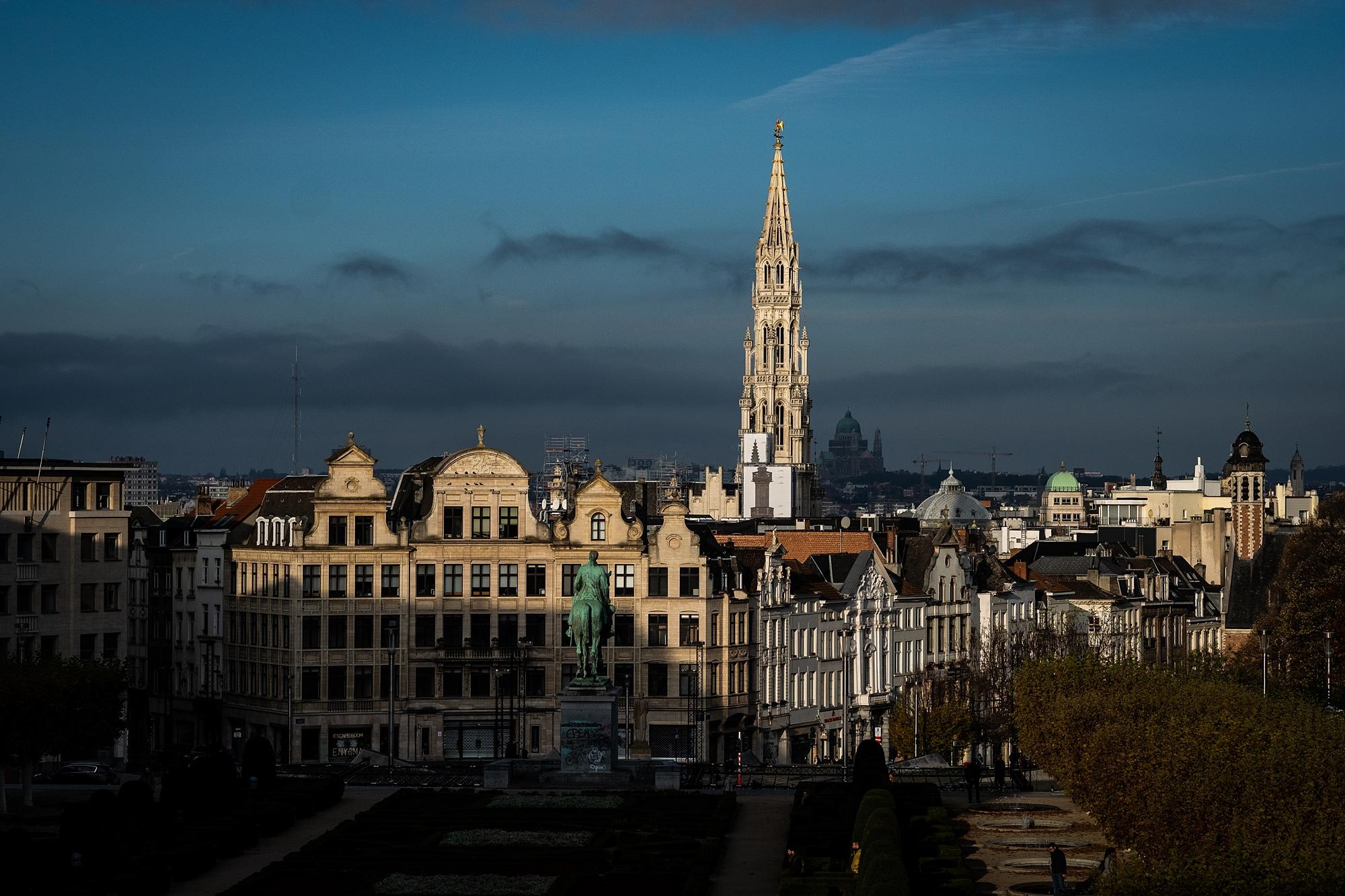 Brussels, Belgium // 2018 – 2019