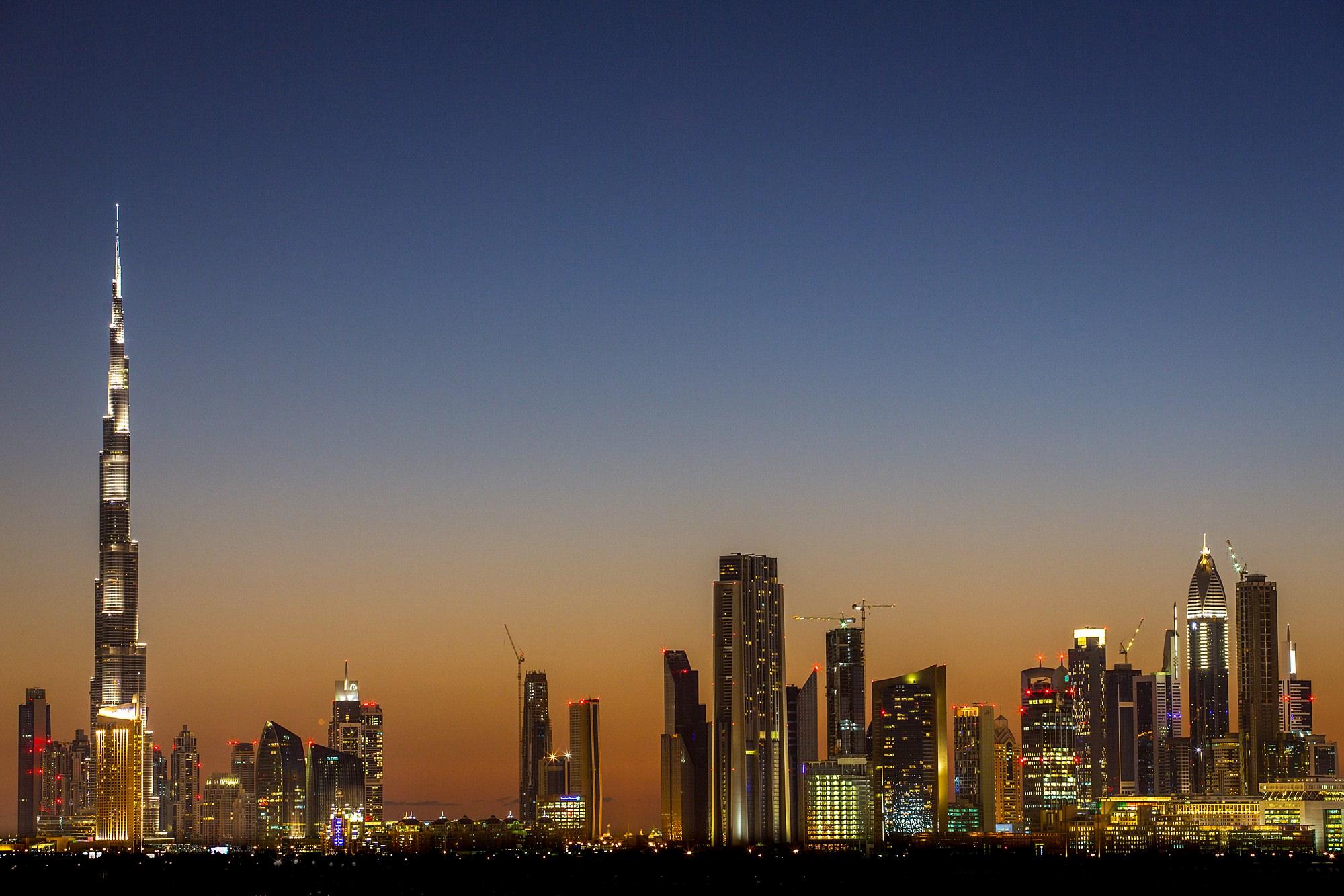 Dubai, UAE // 2012